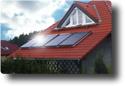 Solární kolektory