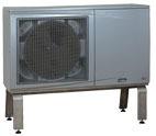 Tepelné čerpadlo vzduch-voda CTC