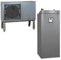 Tepelné čerpadlo vzduch-voda CTC EcoAir+EcoEl