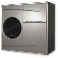 Tepelné čerpadlo vzduch-voda CTC EcoAir