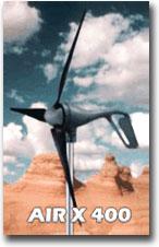 Malá větrná elektrárna AIR 400