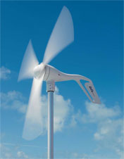 Větrná mikroelektrárna